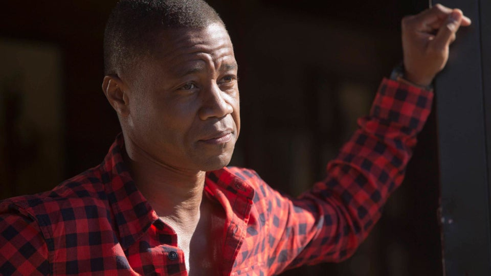 Cuba Gooding, Jr., Turns Himself In After Three Women Accuse Him Of Sexual Misconduct