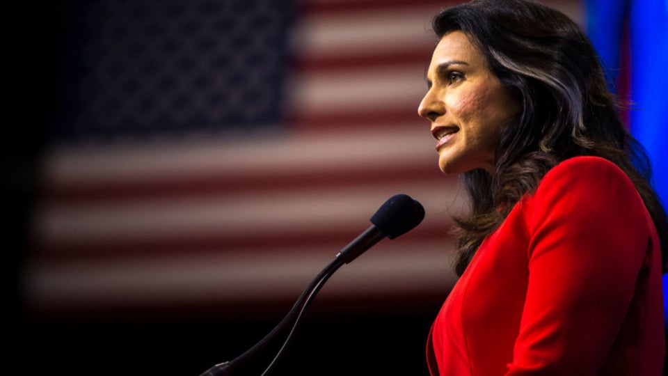 Tulsi Gabbard Was The Only Democrat To Vote 'Present' During Impeachment Vote