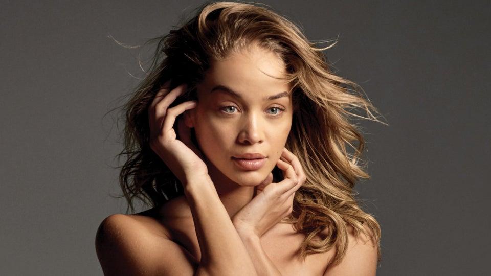 Model Jasmine Sanders Shares Her Beauty Go-Tos