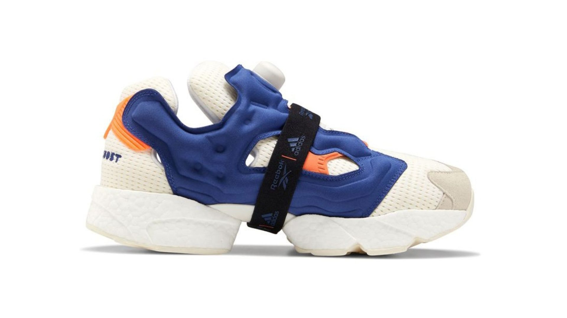 Reebok And Adidas Collaborated On A Special Sneaker