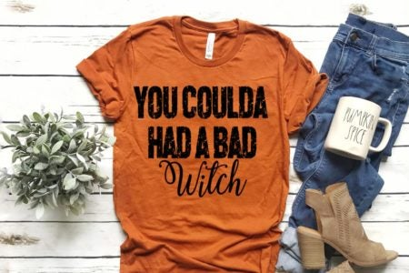 9 Halloween T-Shirts For When You Just Don't Have The Time or Energy