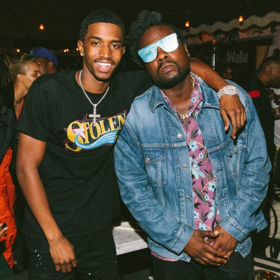 Christian Combs, Lavern Cox, Wale, And More Celebs Out and About