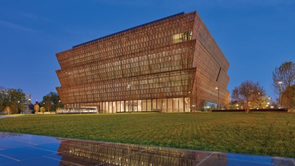 A White Student Spat On A Black Patron At The National Museum Of African American History And Culture