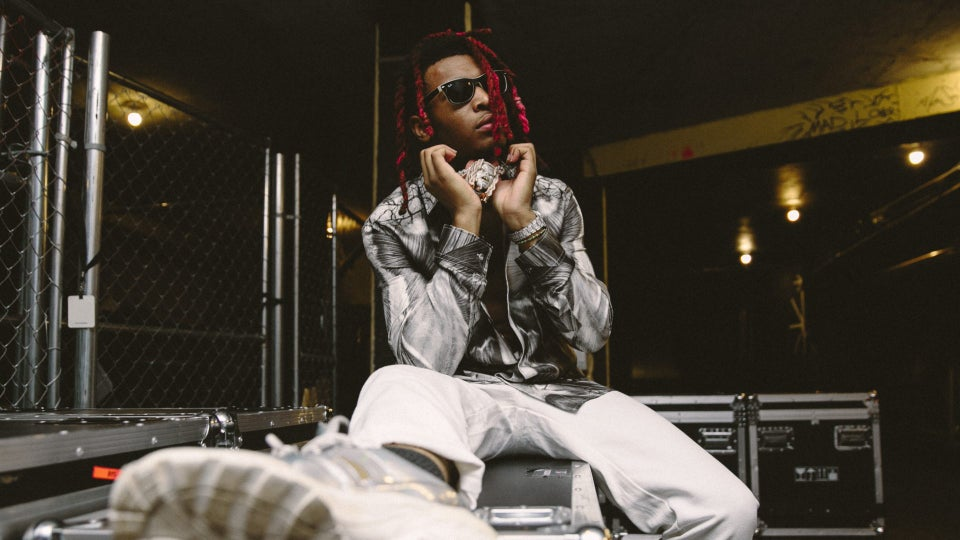 Here's What Its Like Getting Ready With Rap Star Lil Keed