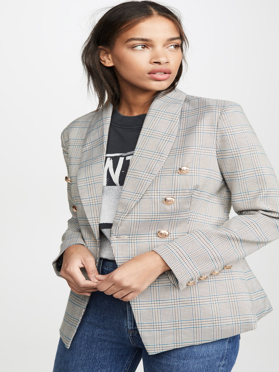 Grab a Super Chic Blazer To Complete Any Outfit This Season