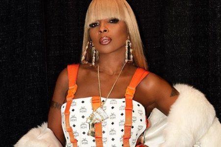 Mary J. Blige's Tour Looks Were Next Level