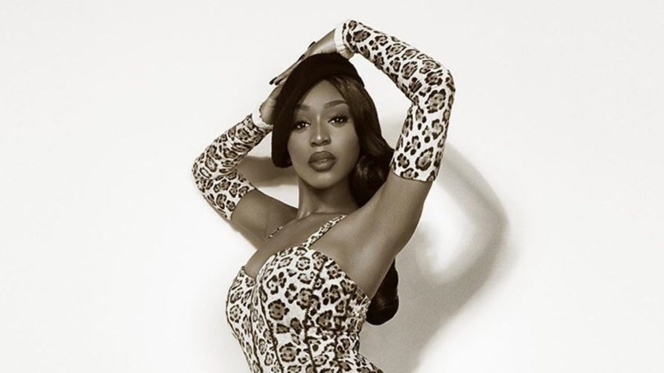 Normani Pays Homage To Naomi Campbell For Halloween