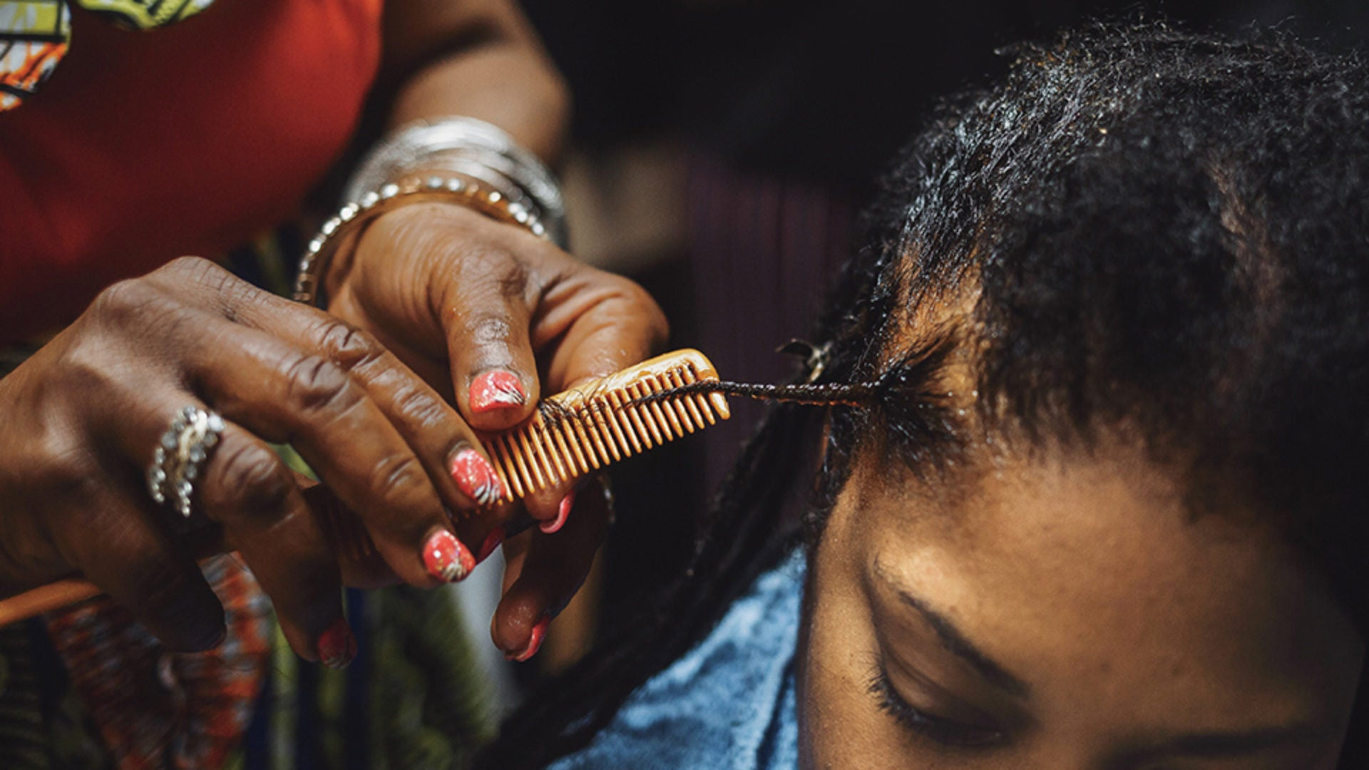 Natural Hair Braiders Confront Unjust Licensing Requirements