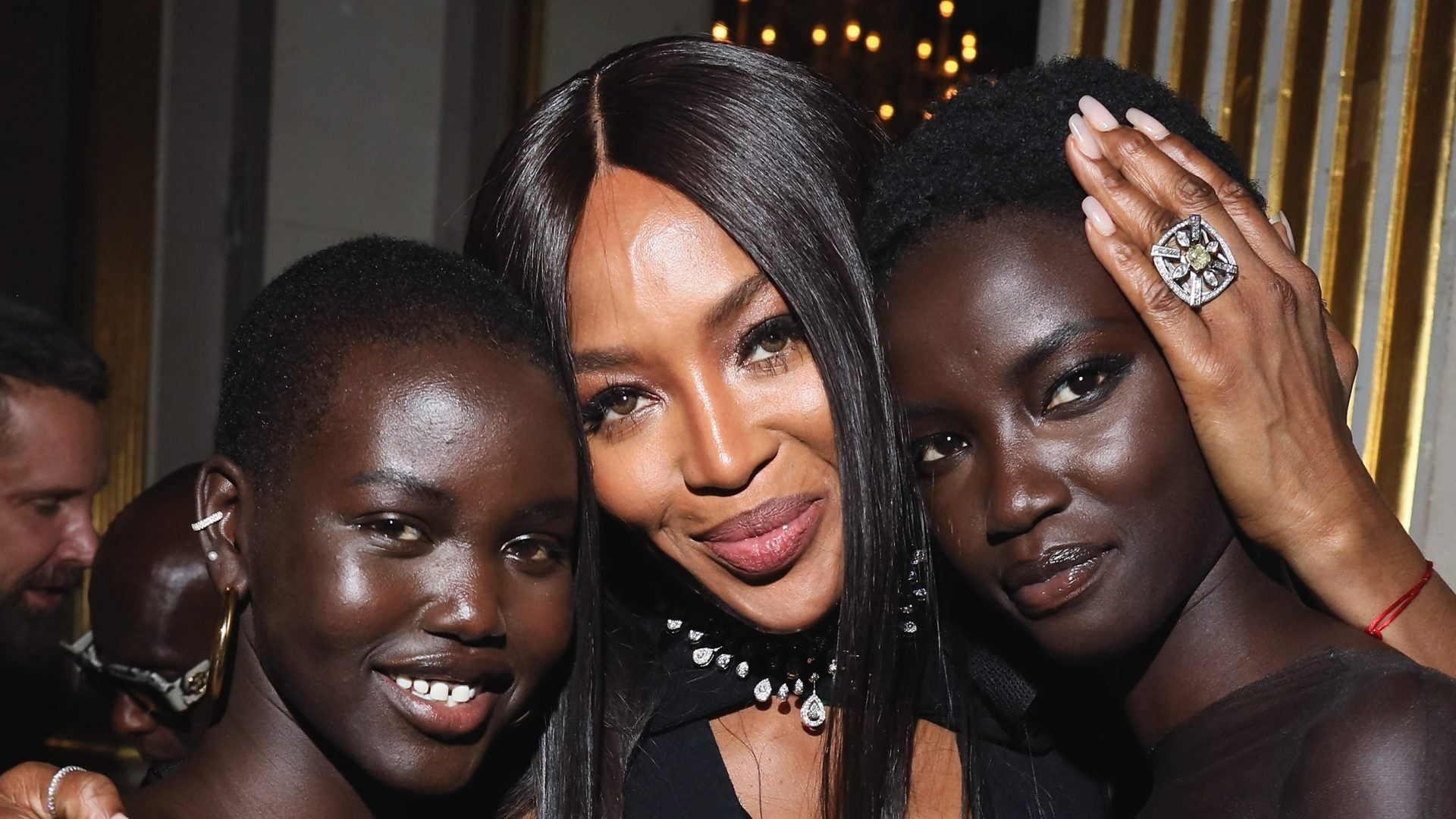 All The Black Moments You Missed At Paris Fashion Week