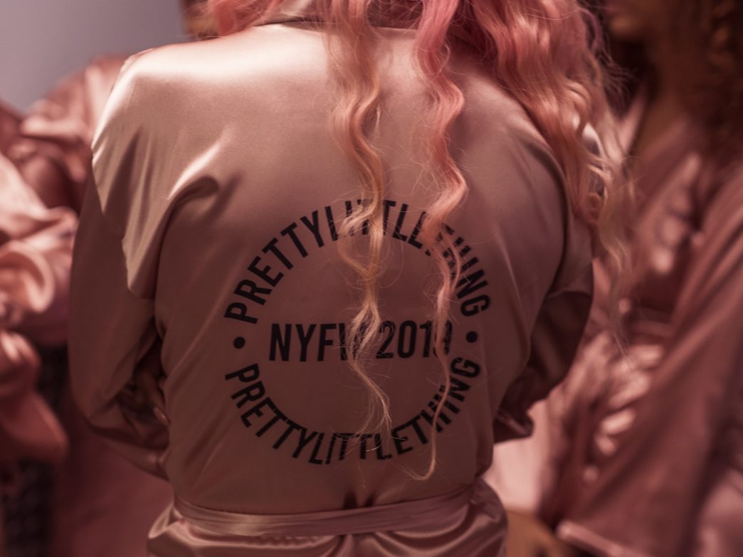 Behind The Scenes At The Saweetie x Pretty Little Thing Show