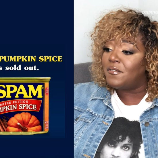 Wait, There's Pumpkin Spice Spam?!