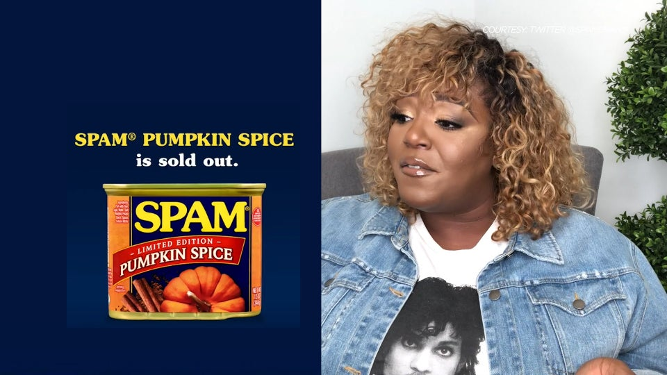 Watch The OverExplainer React To Pumpkin Spice Spam