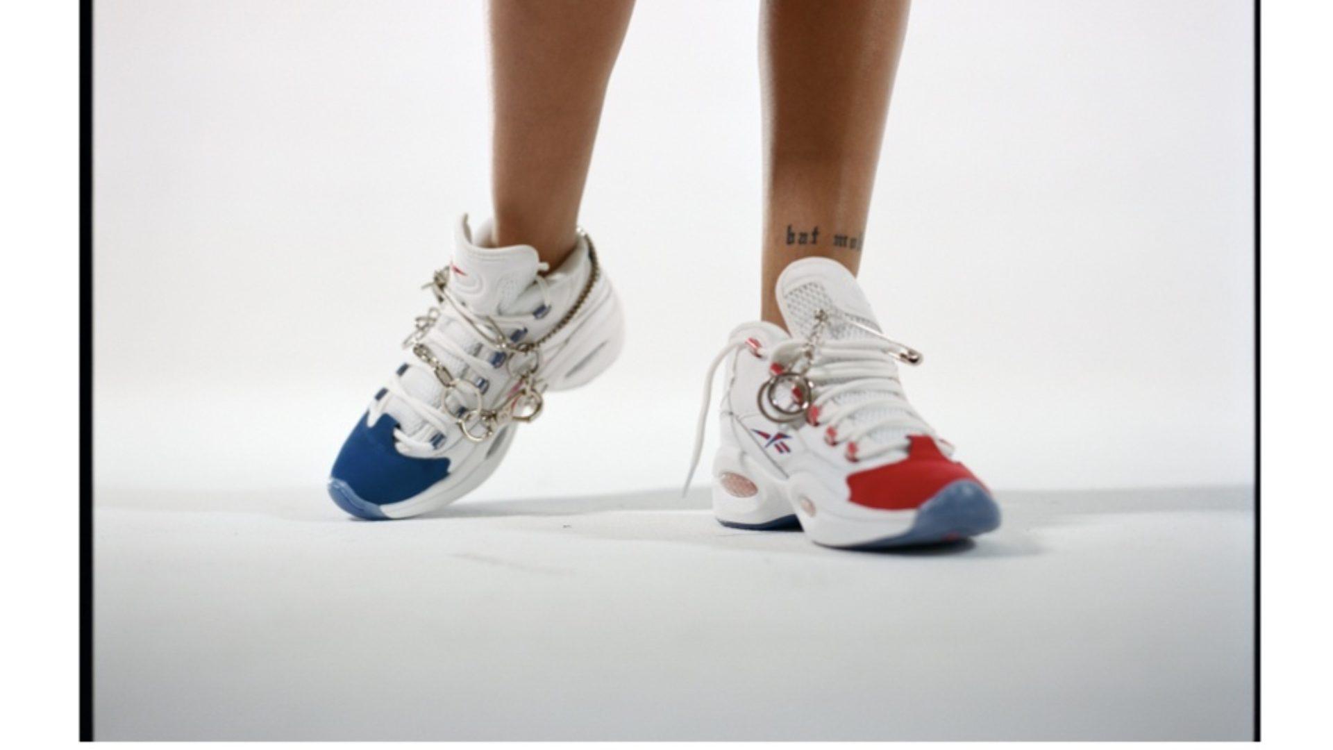 Mid Double Cross Shoe Release