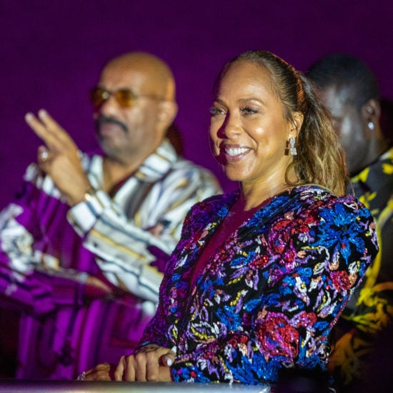 Marjorie Harvey Celebrates 55th Birthday With Lavish Cancun Party