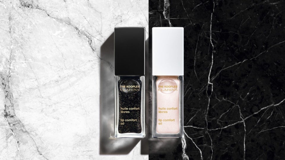 The Kooples Partner With Clarins For A Moisturizing Lip Oil