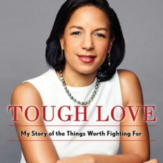 Susan Rice On Her New Memoir And Why Our Country Is Worth Fighting For