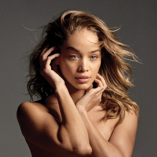 Jasmine Sanders Shares Her Simplified Beauty Routine And Go-To Products