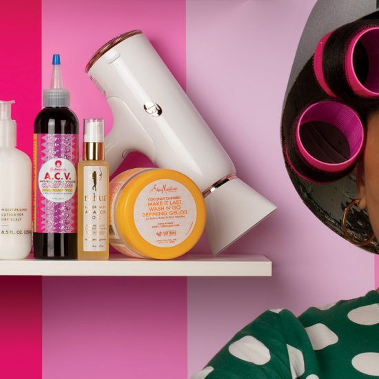 Dope Stuff on My Desk: All The Products Your Hair Needs This Fall