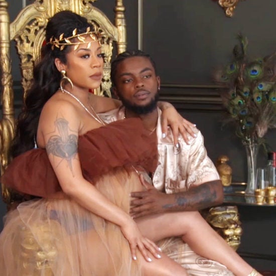 Watch This Exclusive Sneak Peek For Keyshia Cole's 'My New Life' Baby Special On BET