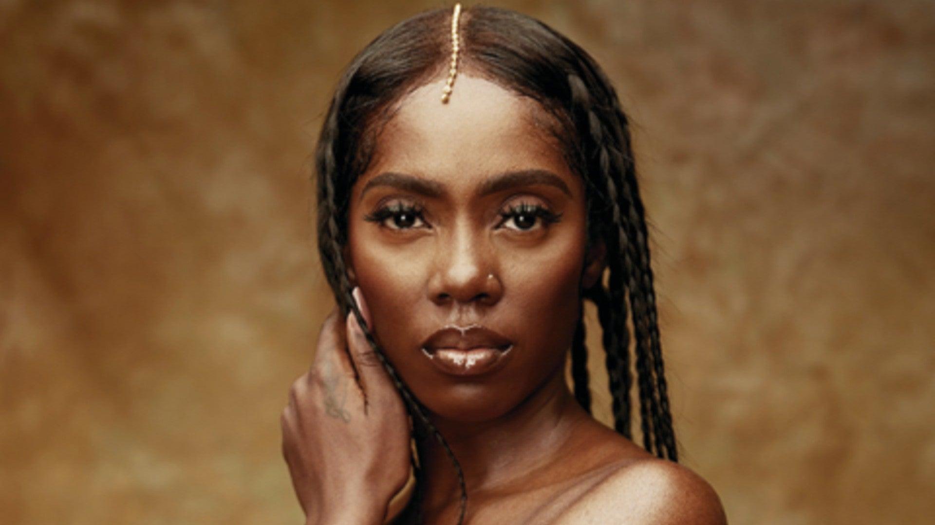 Tiwa Savage Shares Her Keys To Radiant Skin