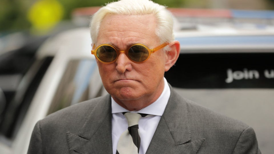 Jury Finds Trump Associate Roger Stone Guilty Of Lying To Congress, Witness Tampering