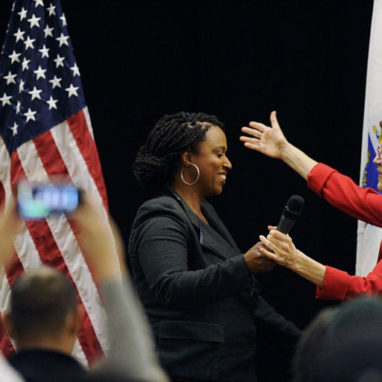 Ayanna Pressley Endorses Elizabeth Warren For President