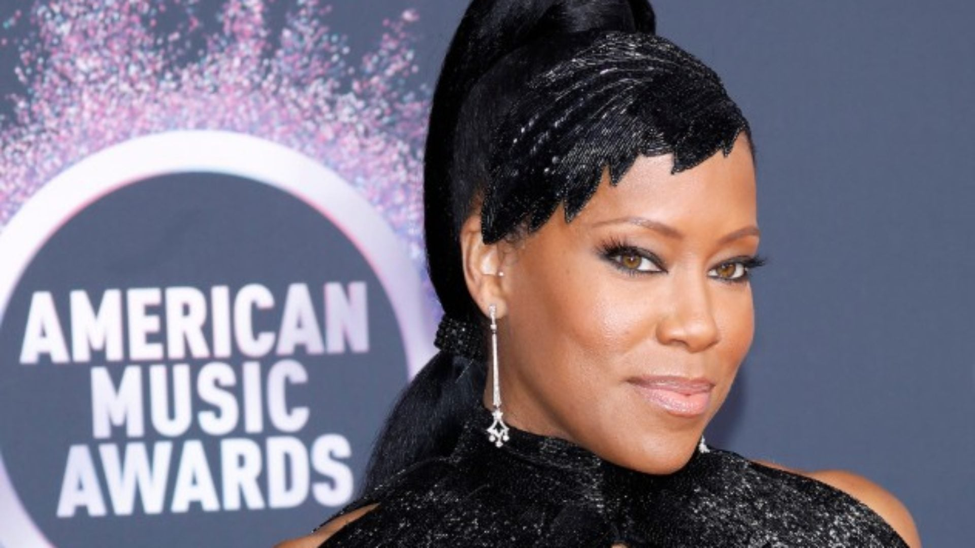 The Battle Of The Headpieces At The AMAs