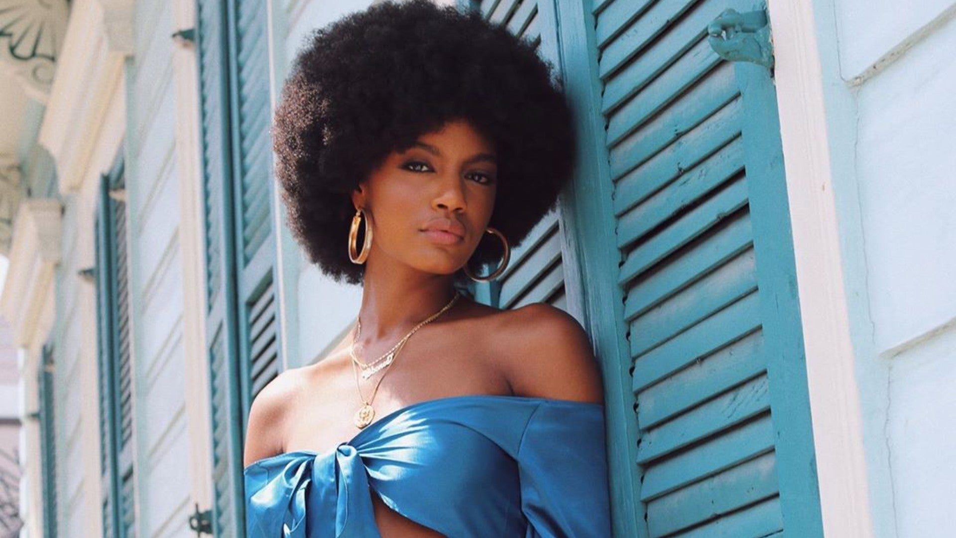 20 Beauties With Covetable Natural Afros