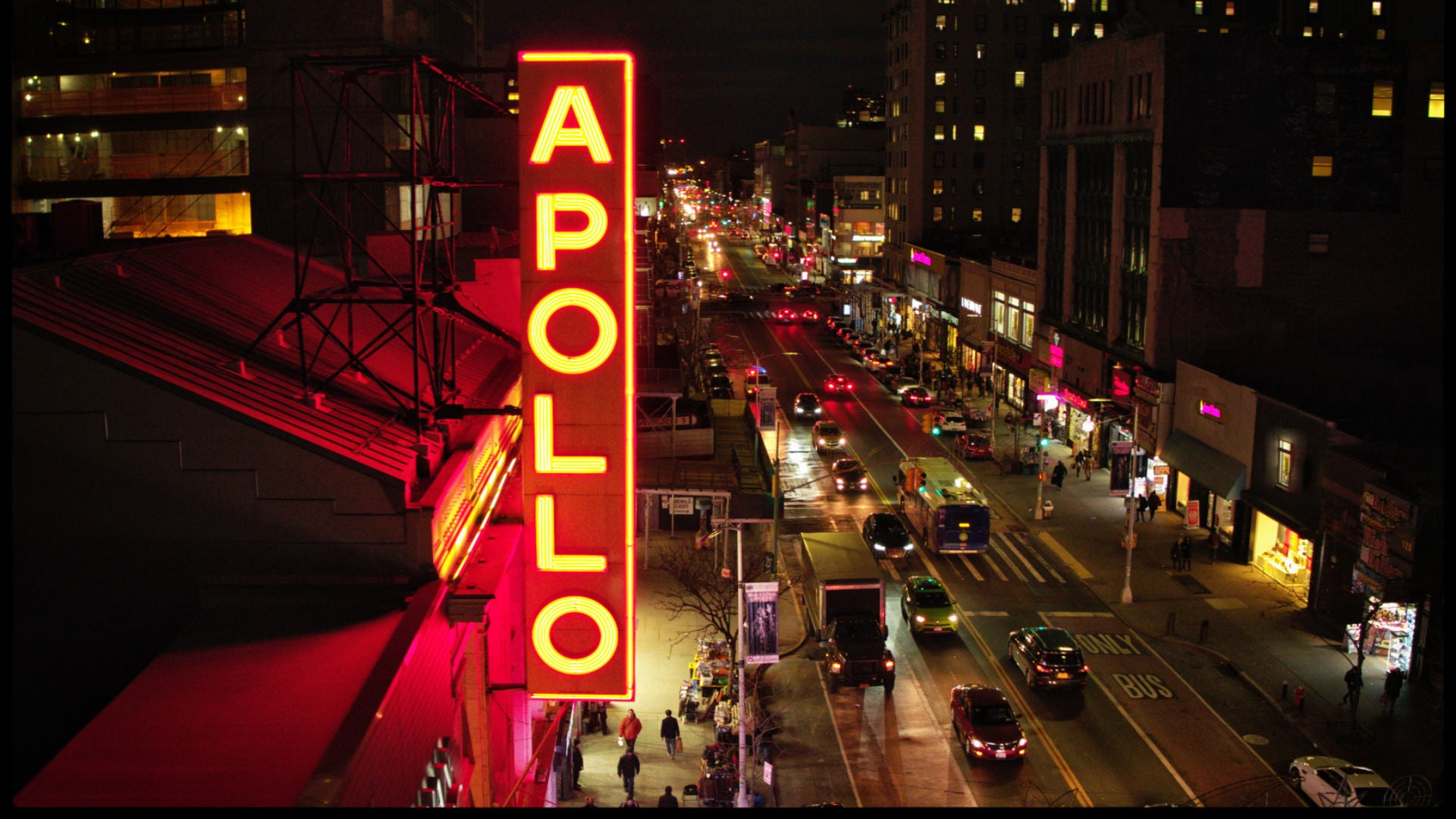 Telling The Story Of The Apollo Theater