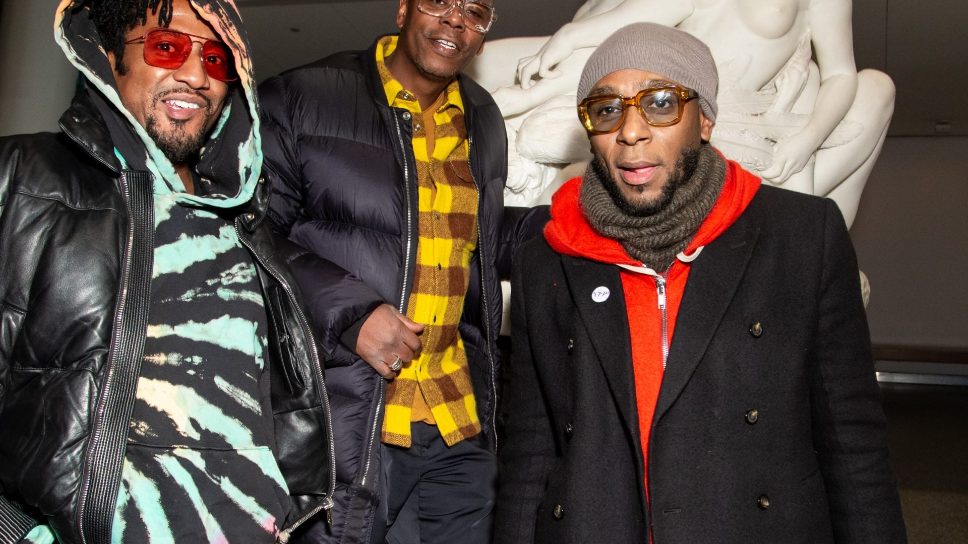 Yasiin Bey's 'Negus' Exhibit Championed By Q-Tip, Dave Chappelle and More