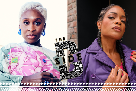 Watch Cynthia Erivo And Naomie Harris Have A Battle Of Black British Culture