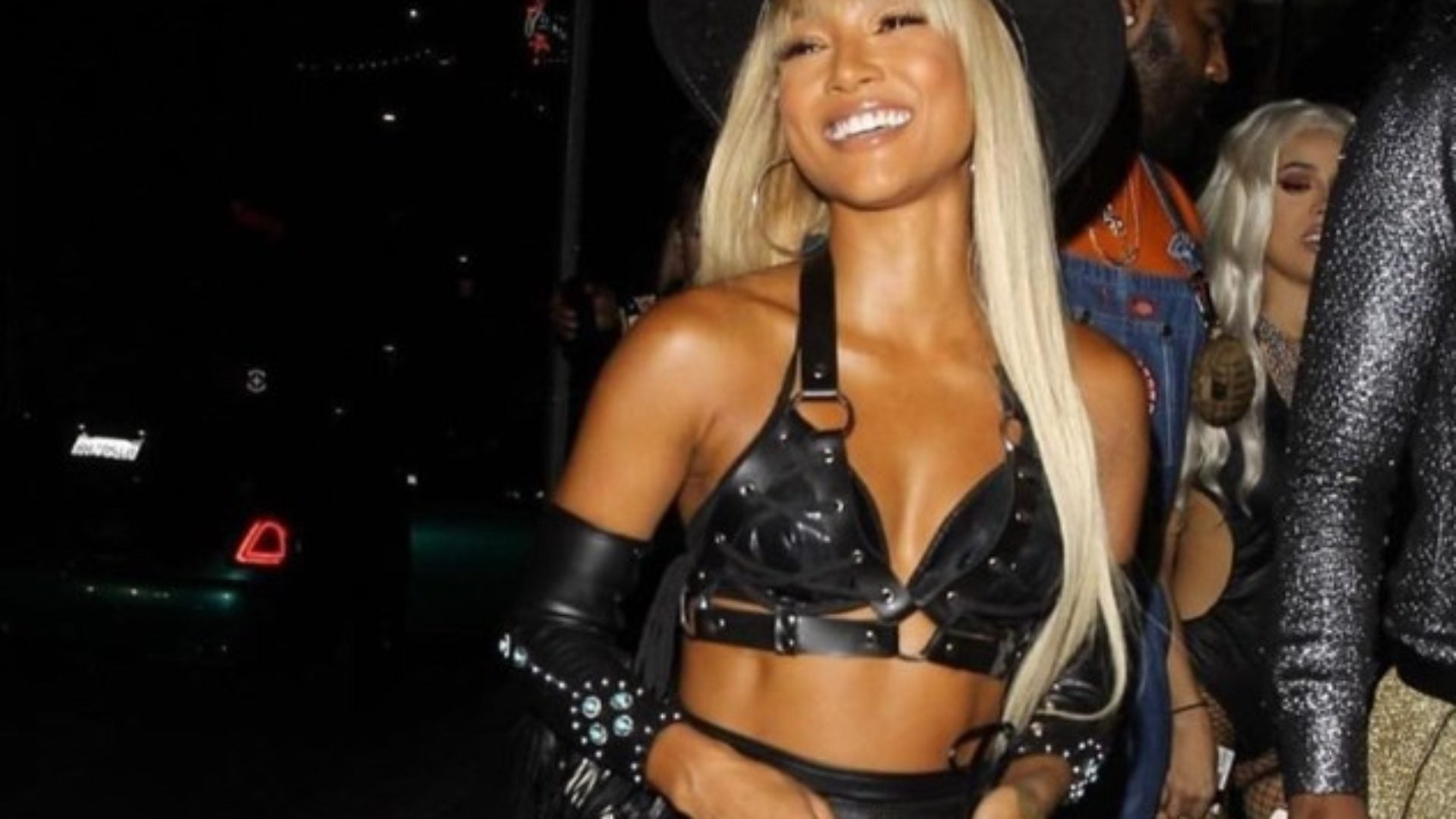 Celebrities Channeled Their Inner-Blondes For Halloween