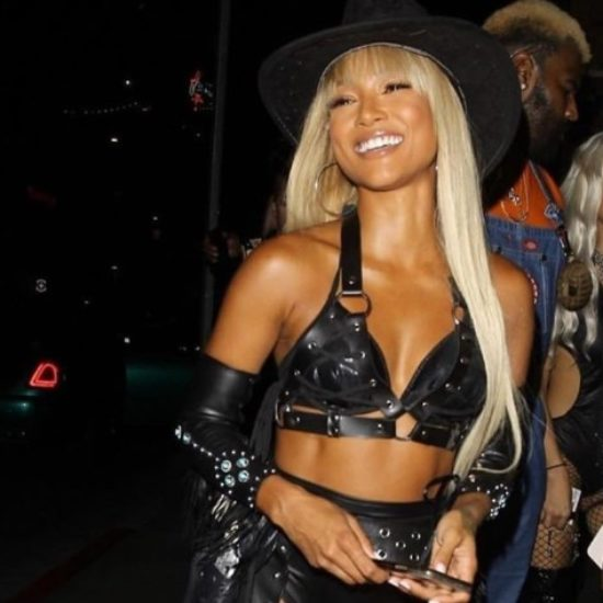 Blonde Was The Hair Color Of Choice For Celebrity Halloween