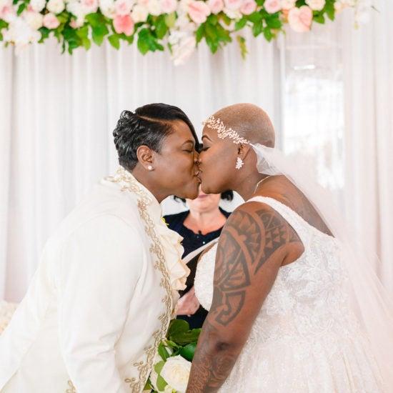 Bridal Bliss: Carol and Jashley's Modern Fairytale Wedding Was A Dream
