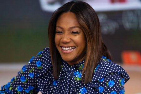 Exclusive: Tiffany Haddish Partners With Bumble To Help End Your ...