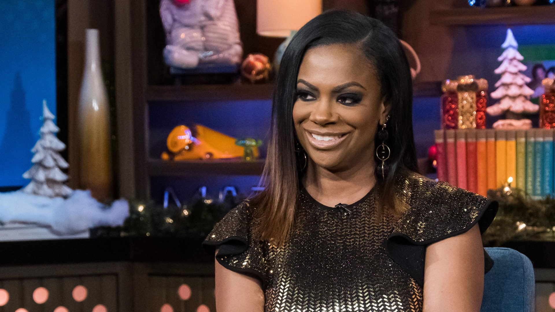 Kandi Burruss's Surrogate Was Carrying Twin Girls, Only One Survived
