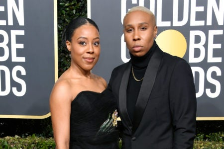 Lena Waithe and Alana Mayo Are Married