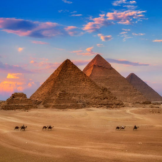 Here's What It's Like To Travel Solo To Egypt As A Black Woman