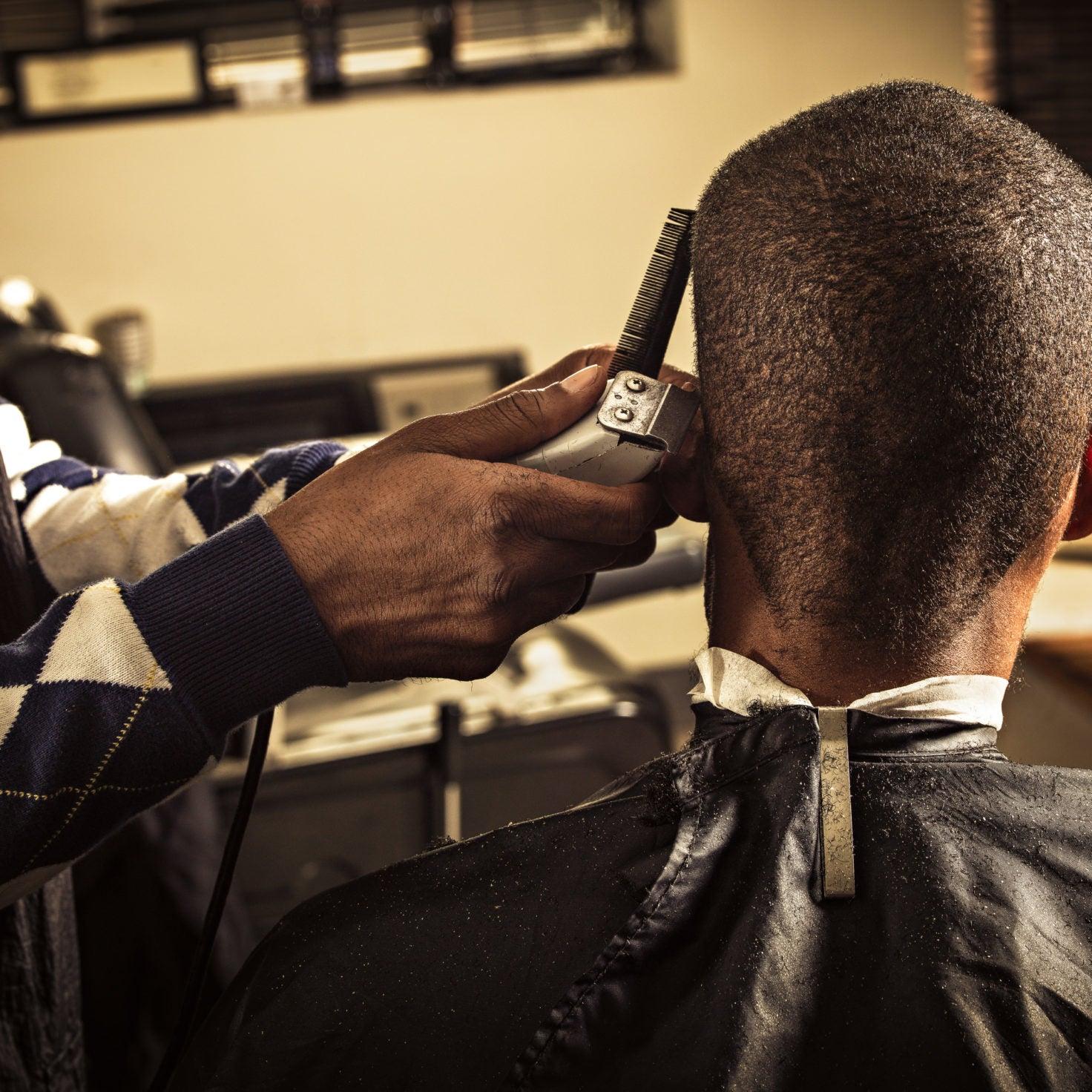 Barbers Train To Help Customers Screen Blood Pressure