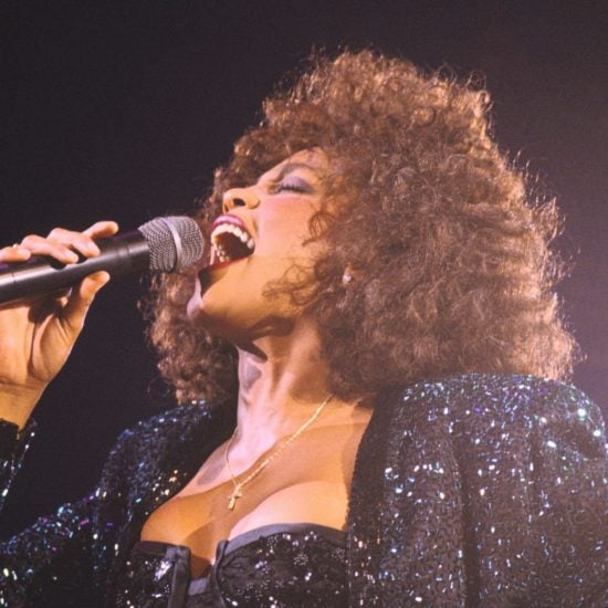 Whitney Houston, Notorious B.I.G. Will Be Inducted Into The Rock & Roll Hall Of Fame