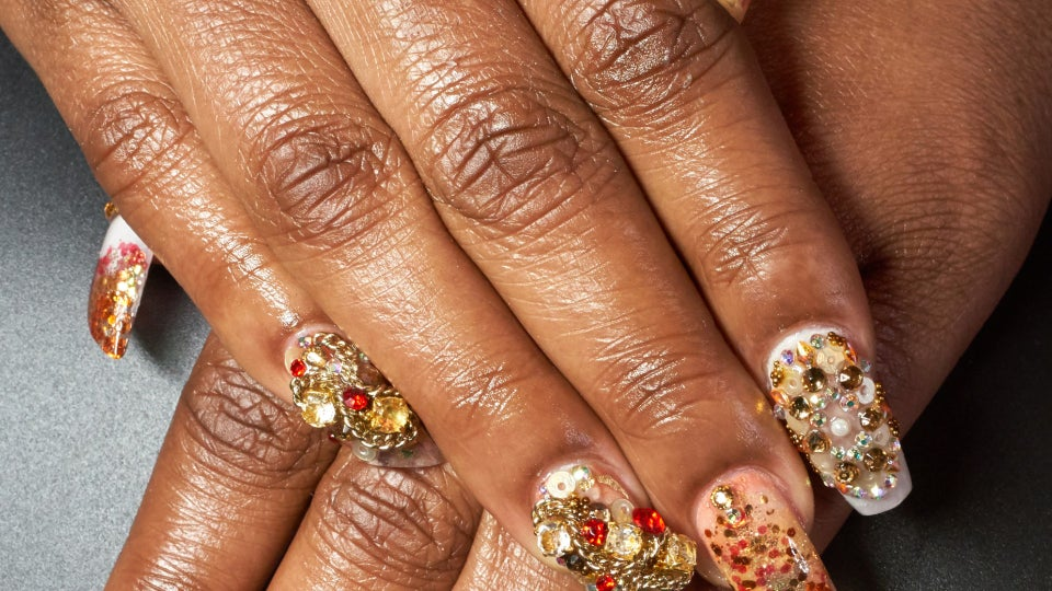 9 Of The Best Polishes For Decking Out Your Nails This Holiday Season