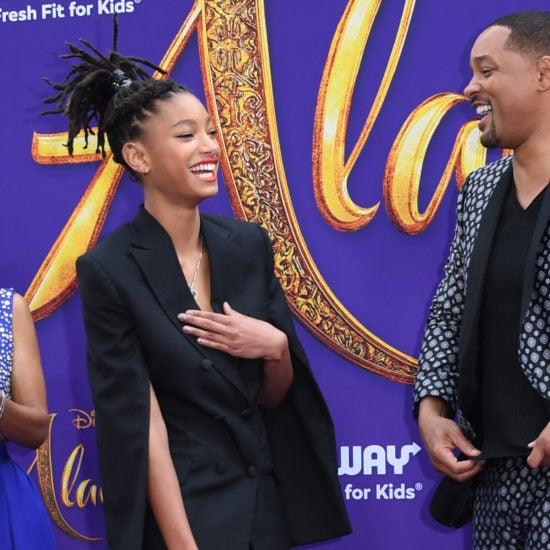 Will And Jada Pinkett Smith Celebrate Their Daughter Willow's 19th Birthday With Sweet Throwback Videos