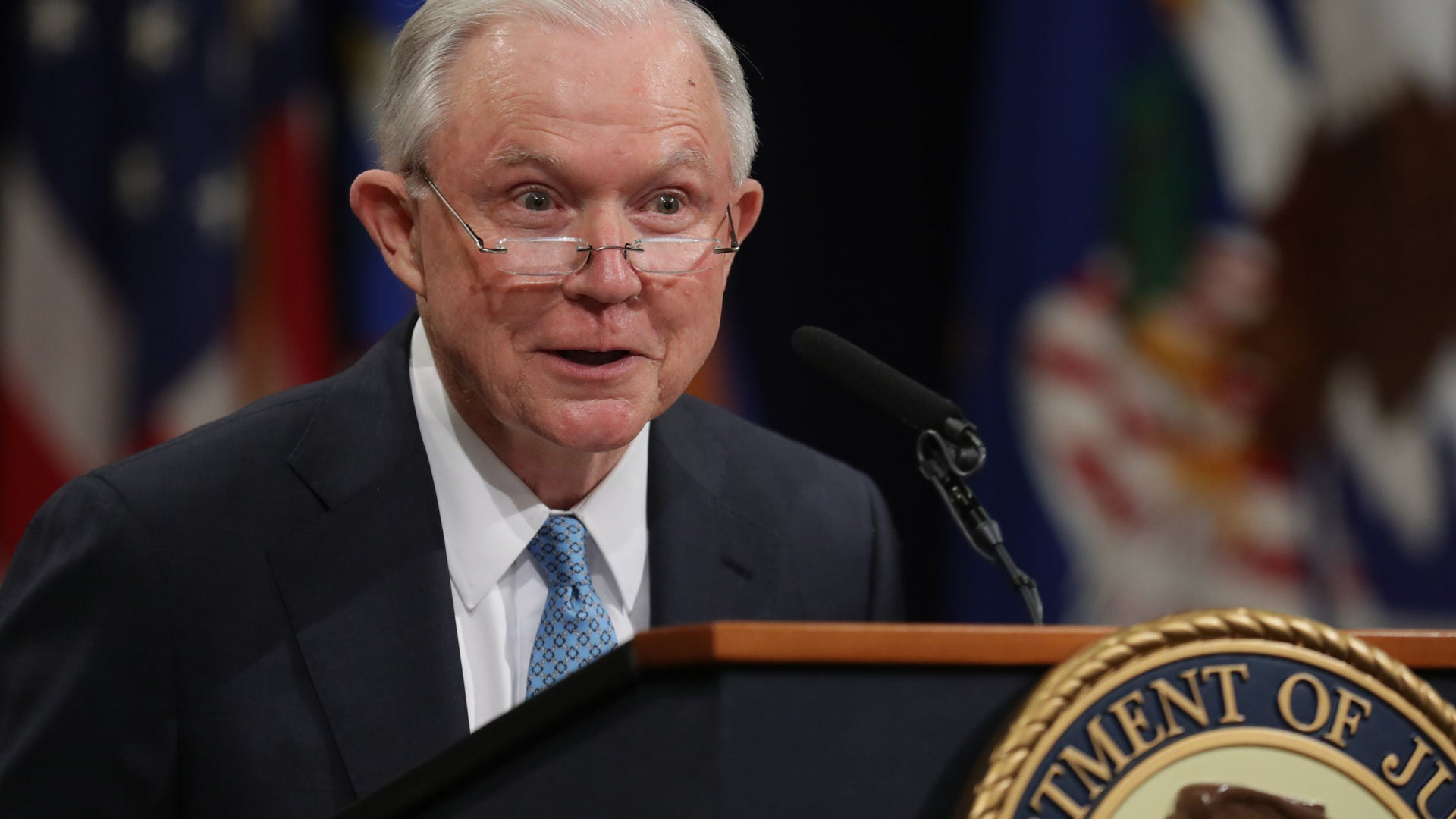 Trump Campaign Tells 'Delusional' Jeff Sessions To Stop Connecting Himself To The President