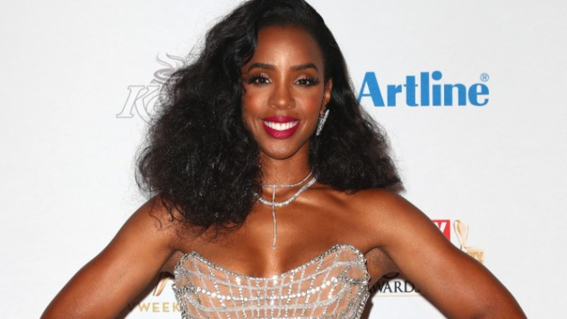 Kelly Rowland Was One Hot Mama At The Baby2Baby Gala