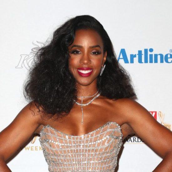 Kelly Rowland Was One Hot Mama At The Baby2Baby Gala