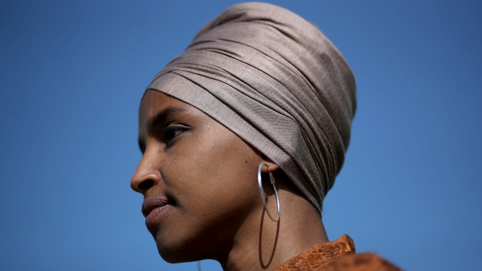 Man Pleads Guilty To Threatening To Kill Rep. Ilhan Omar