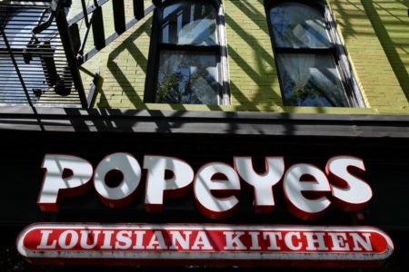 Popeyes Employee Caught On Camera Body Slamming Woman