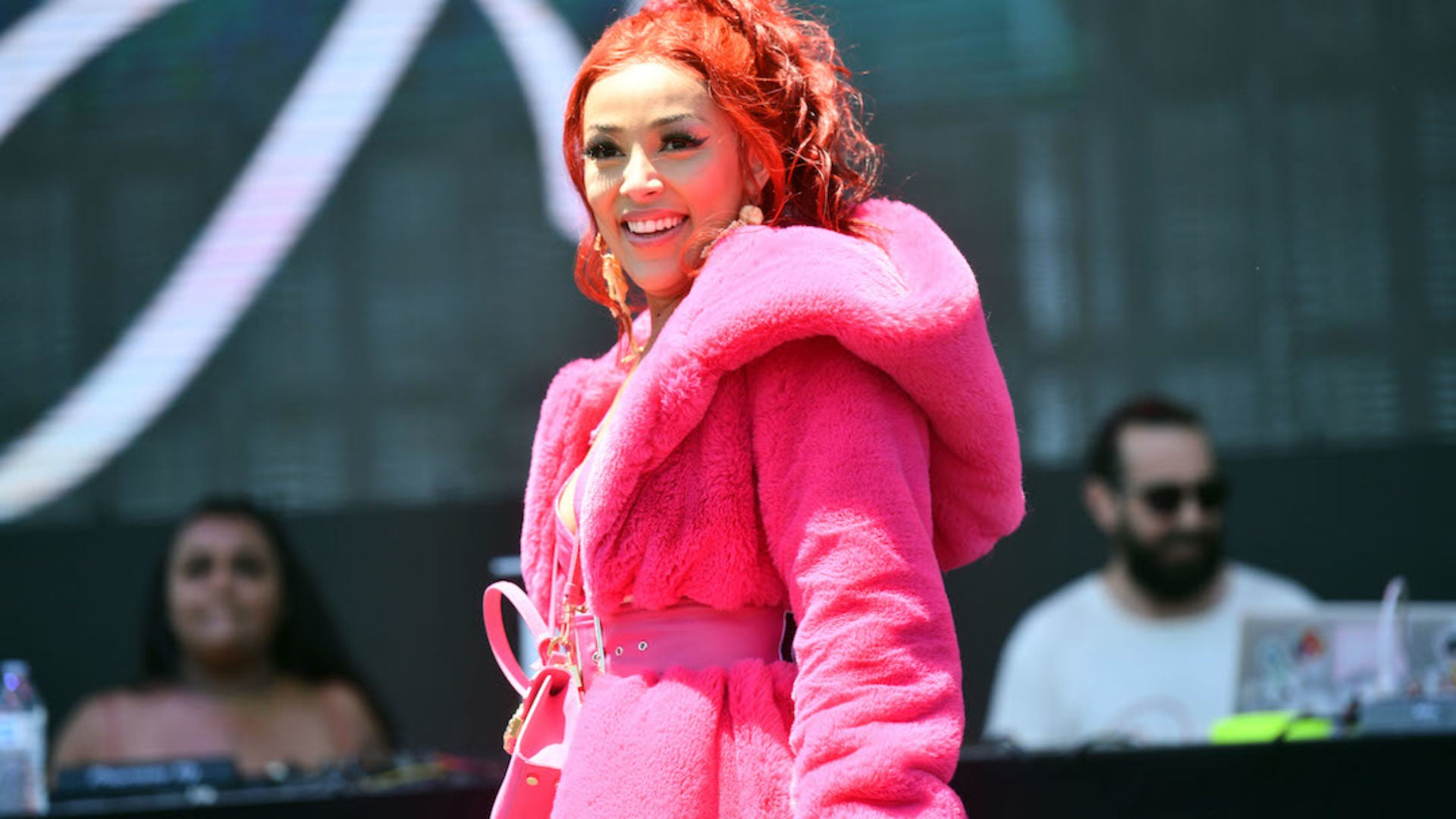 Doja Cat Drops Highly Anticipated Sophomore Album 'Hot Pink'