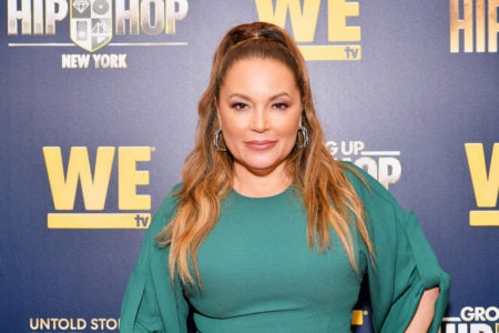Angie Martinez Recovering After 'Severe' Car Accident