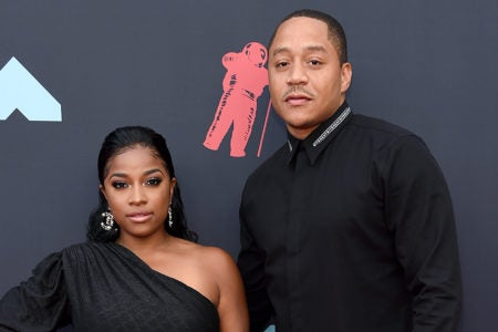 Reality Star Toya Wright And Robert 'Red' Rushing Are Engaged